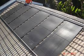 solar panel fitted